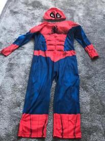 Spider-Man costume 7-8