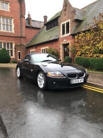 BMW Z4 2.2i Se convertible