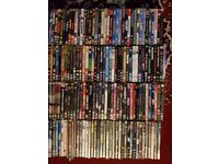341 Single DVD movies + 18 Boxsets + James Bond Collection (Well over 400 DVDs)