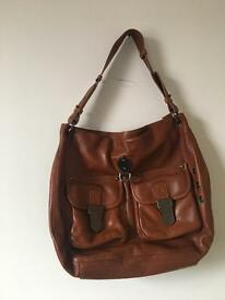 Genuine Mulberry Darwin leather handbag