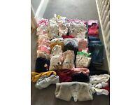Bundle of girls clothing (18-24 months)