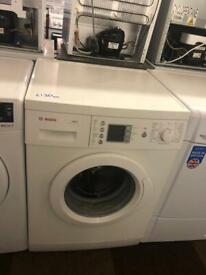 BOSCH WHITE 8KG WASHER WASHING MACHINE WITH GENUINE GUARANTEE 🔥🔥