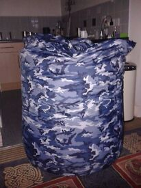 Top quality Beanbag in Camo Print