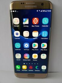 Samsung S7 edge 32GB (Like New & Still Under Samsung Warranty)