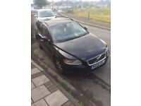 Volvo V50D S 2009 swap automatic