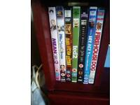 Large selection of DVD