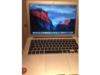 """Macbook Air 13"""" - 2015 Model - Mint condition - Happy to meet in person with identification!"""