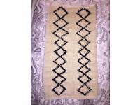Hand Made Moroccan Rugs - 100% Wool - Brand New, Berber, Beni Ourain, Azilal.