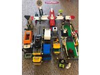 Mixed Lego city