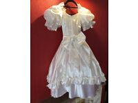 Child's Bridesmaids dress age 5/6