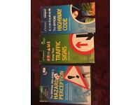 DSA Theory Test Book (Highway Code & Traffic Signs) and Hazard Perception DVD Disc