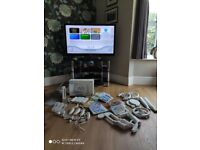 Nintendo Wii console bundle with lots of extras