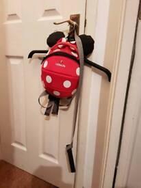 Children Minnie mouse reins