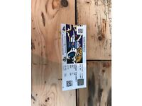 NFL Wembley: JAGS v RAVENS Ticket