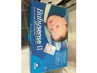Baby respiratory monitor