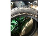 Car tire 215/55/18