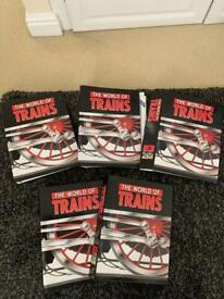 The World Of Trains Annuals