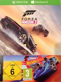 FORZA HORIZON 3 + DLC HOTWHEELS KEY XBOX ONE