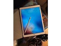 "iPad Pro 12.9"" - 32GB (Includes apple pencil and moshi origami case)"