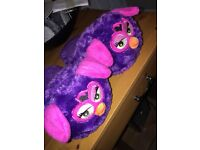 FURBY SLIPPERS