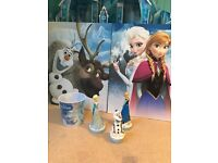 Frozen bedding and accessories