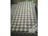 Single Mattress 3ft width by 6ft 3 length . KOZEE SLEEP