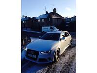 Audi A4 avant RS4 replica
