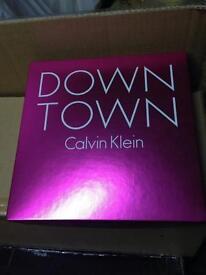 Calvin Klein downtown gift set