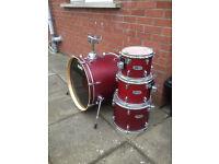 Mapex Drums.