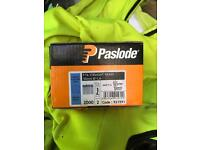 Paslode 51mm straight brads