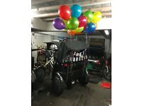 RICKSHAW for LIFT (WEDDING, BIRTHDAY and EVENT)