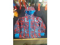 SPIDERMAN coat for boys ( spring and autumn)