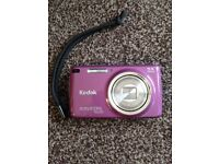 Purple Kodak Easy Share Touch camera. Excellent condition