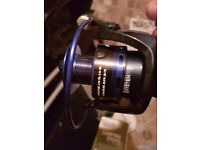 Btand new nevet used 2 fishing reels just dont have the boxes