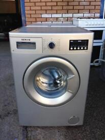 Servis 7kg Washing Machine 12 Months Warranty 004