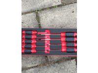 Brand new Mac tools Torx screwdriver set