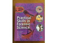Practical Skills in Forensic Science Book