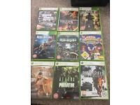 Joblot check pics ps2 bundle ps1 games bundle Xbox 360 games pc games