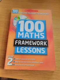100 Maths Framework Lessons and 100 Science Lessons (SCOTTISH PRIMARY 3)