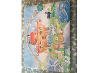 Lovely Noah's Ark Canvas Print from Jo Jo Maman Bebe