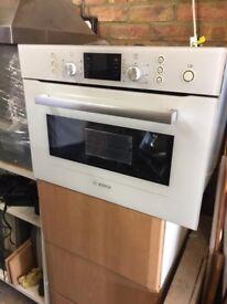 Bosch Combi Oven