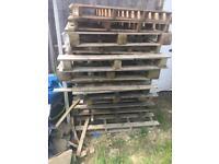 Free Pallets ( Fire Wood )
