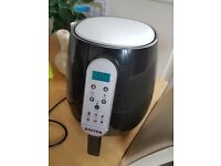 Salter air fryer as new condition