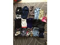 Ladies clothes bundle size 10-12