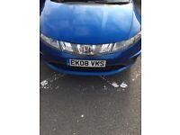 Honda Civic 1.4 petrol