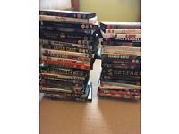 48 DVD's