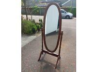Beautiful Antique Chevall Mirror