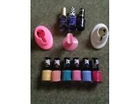 Nail varnish & accessories
