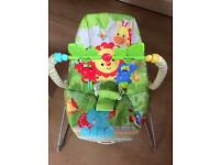 Baby bouncer / chair