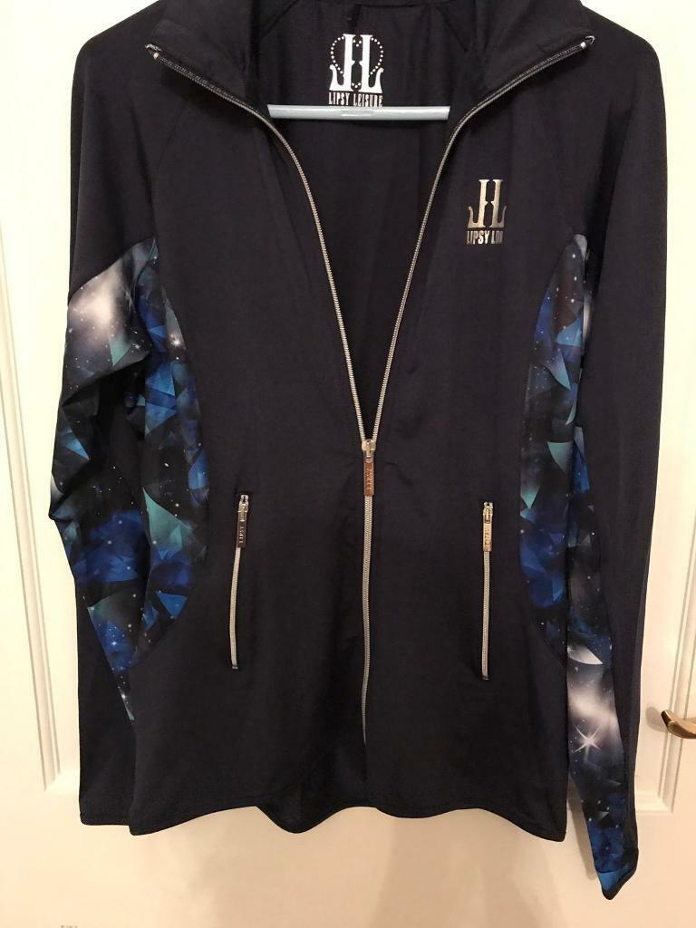 Running sports jacketin Newmarket, SuffolkGumtree - Lipsy London blue jacket BNWOT never worn size medium buyer to collect